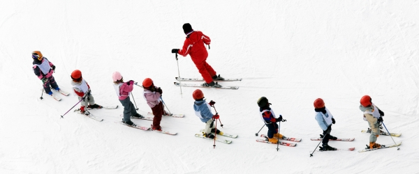 Tremblant ski and snowboard lessons