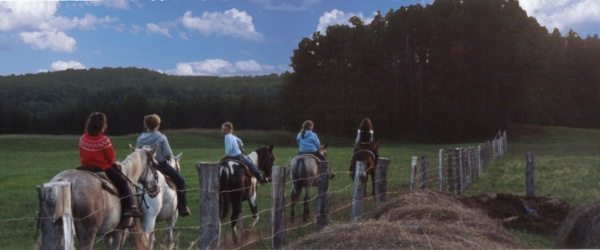 Tremblant Horseback Riding